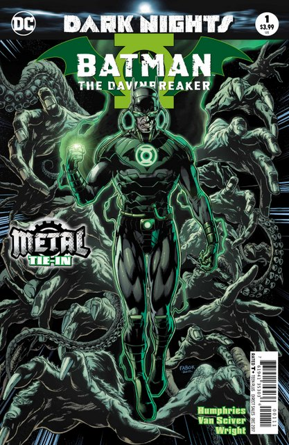 Batman Dawnbreaker #1 cover