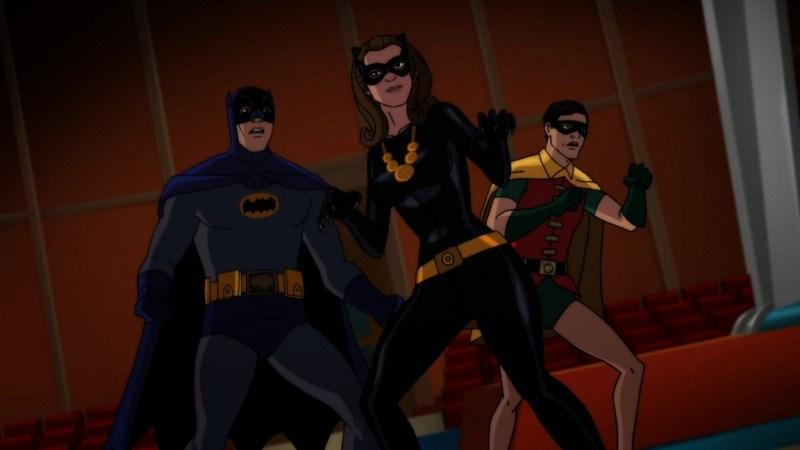 Batman vs. Two-Face review - Batman, Catwoman and Robin