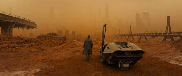 Blade Runner 2049 movie review - K headed to Vegas