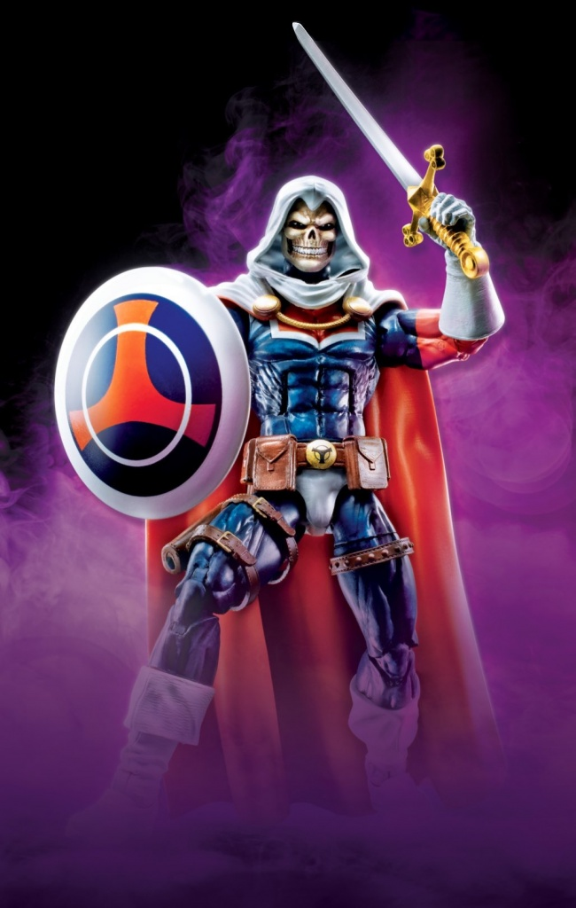 Marvel Legends NYCC 2017 Taskmaster