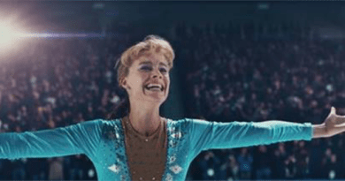 I, Tonya trailer shows first look at icy Margot Robbie