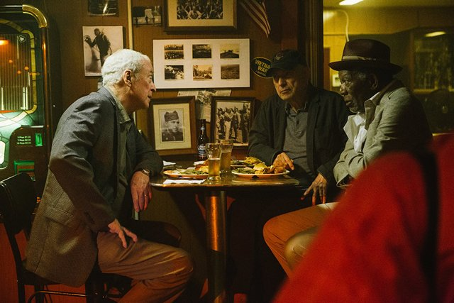Going in Style movie review - Michael Caine, Alan Arkin and Morgan Freeman