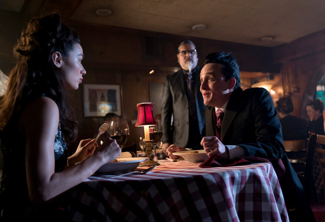 Gotham - The Blade's Path review - Sofia Falcone and Penguin