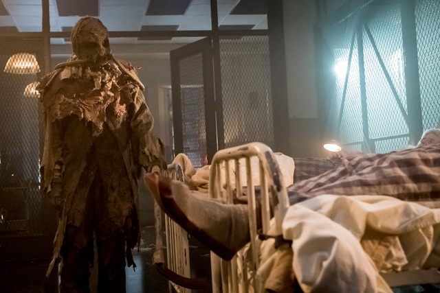 Gotham The Fear Reaper review - Scarecrow