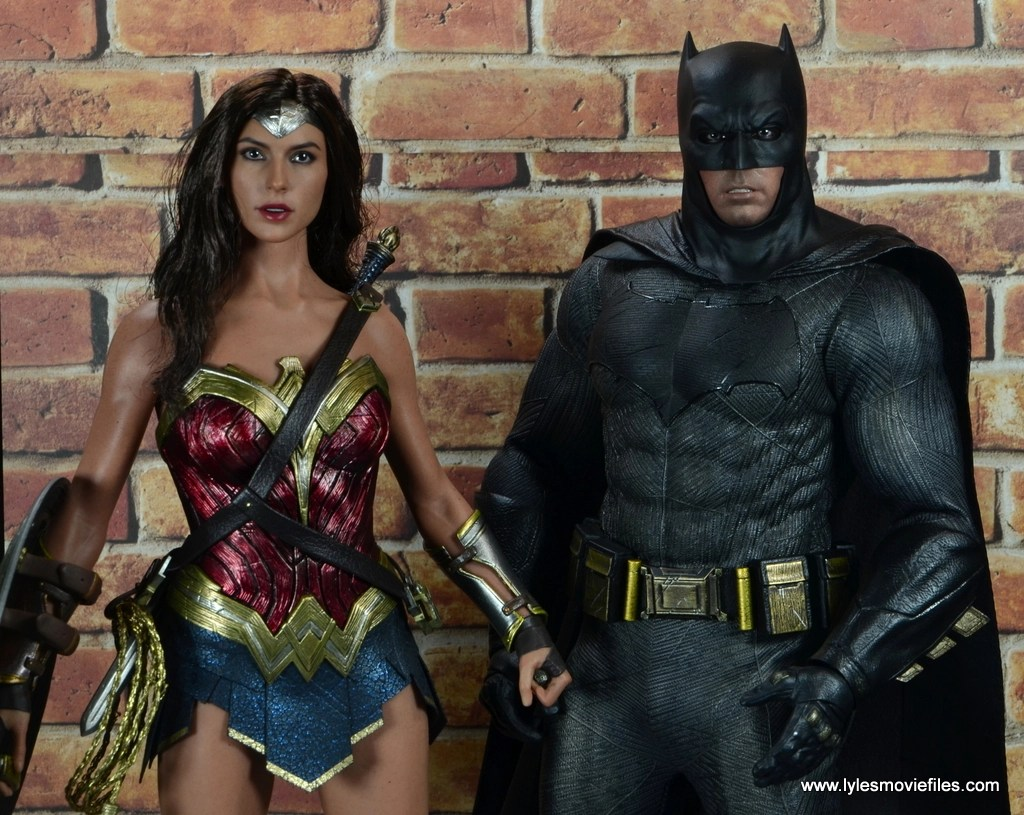 Batman V Superman Dawn Of Justice Wonder Woman Figure