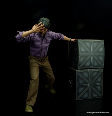Hot Toys Bruce Banner figure review -losing control