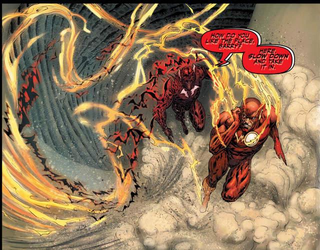 Justice League #32 interior art