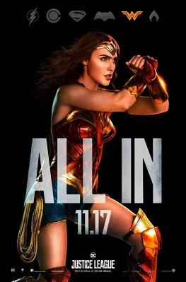 Justice League posters - Wonder Woman