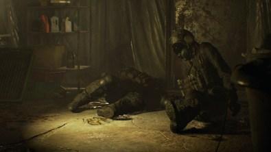 Resident Evil 7 biohazard DLC Not a Hero BSSA