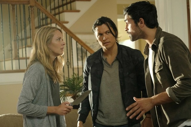 The Gifted - eXodus review - Amy Acker, Blair Redford and Sean Teale