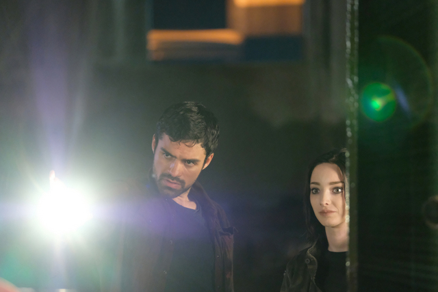 The Gifted eXposed review -Sean Teale and Emma Dumont