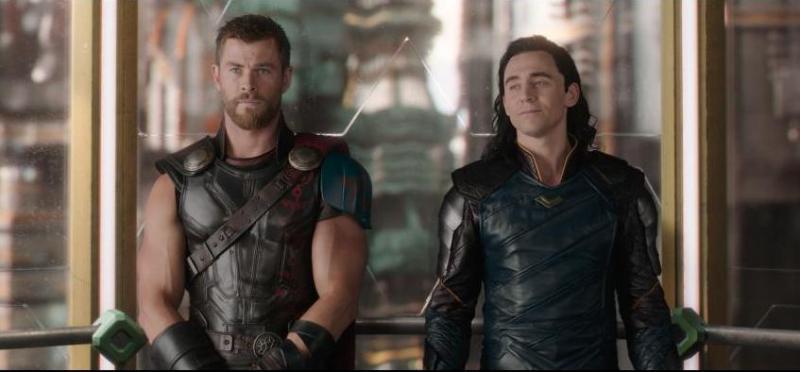 Thor: Ragnarok review - Thor and Loki