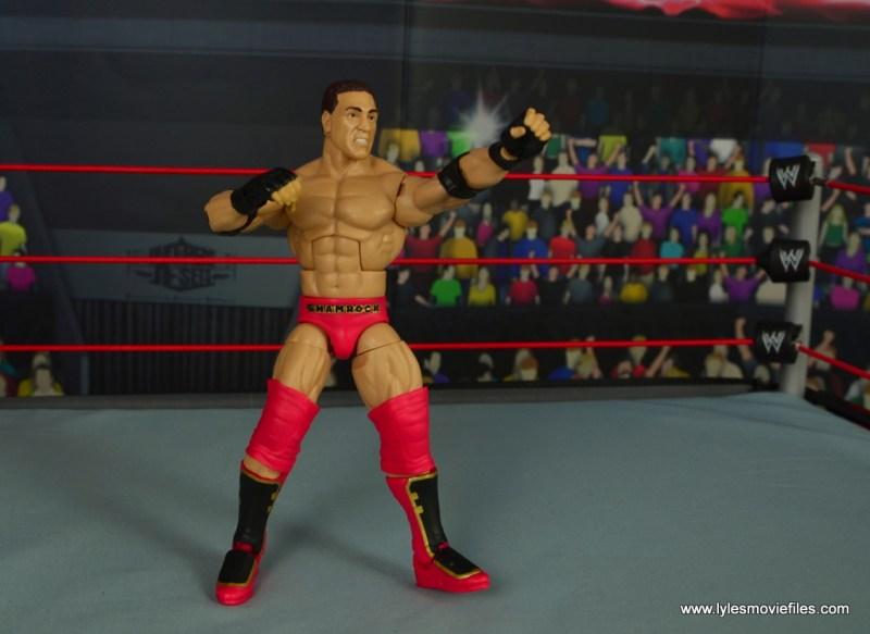 WWE Elite Ken Shamrock figure review -battle ready