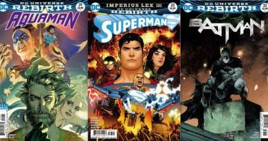 DC Comics 10/18/17