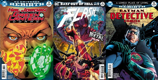 DC Comics Reviews for 10/25/17