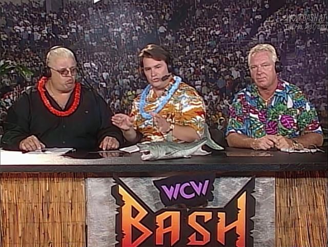 Mattel WWE BAF guess - Tony Schiavone