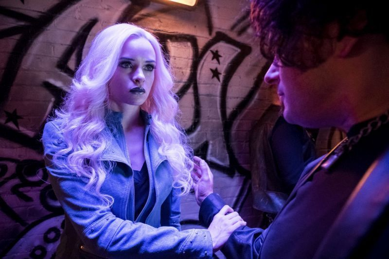 The Flash Girls Night review Killer Frost