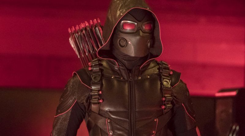 Arrow Crisis on Earth-X Part 2 review -Dark Arrow