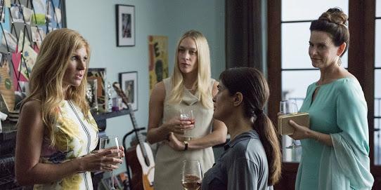 Beatriz at Dinner review -Connie Britton, Salma Hayek, Chloe Sevigny and Amy Landecker