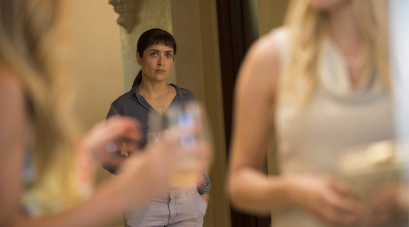 Beatriz at Dinner review -Salma Hayek