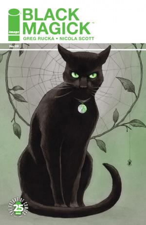 Black Magick #9 cover