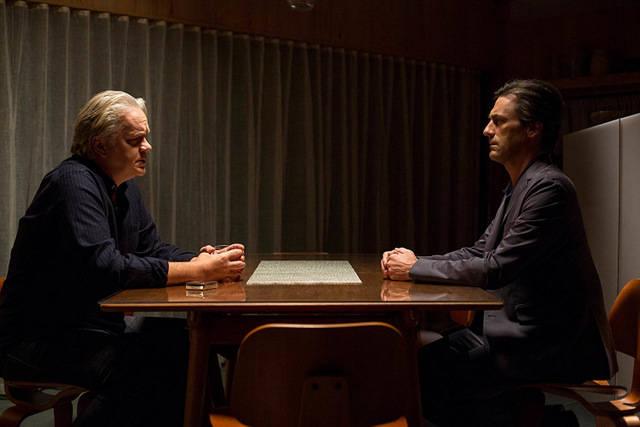 Marjorie Prime review - Tim Robbins and Jon Hamm