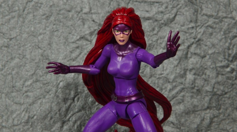 Marvel Legends Medusa figure review -main pic