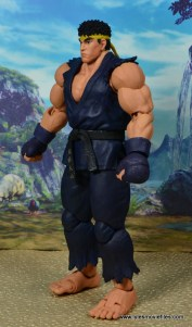 Storm Collectibles Street Fighter V Ryu figure review - left side