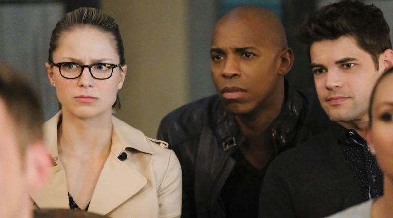 Supergirl Faithful review - Kara, James and Winn