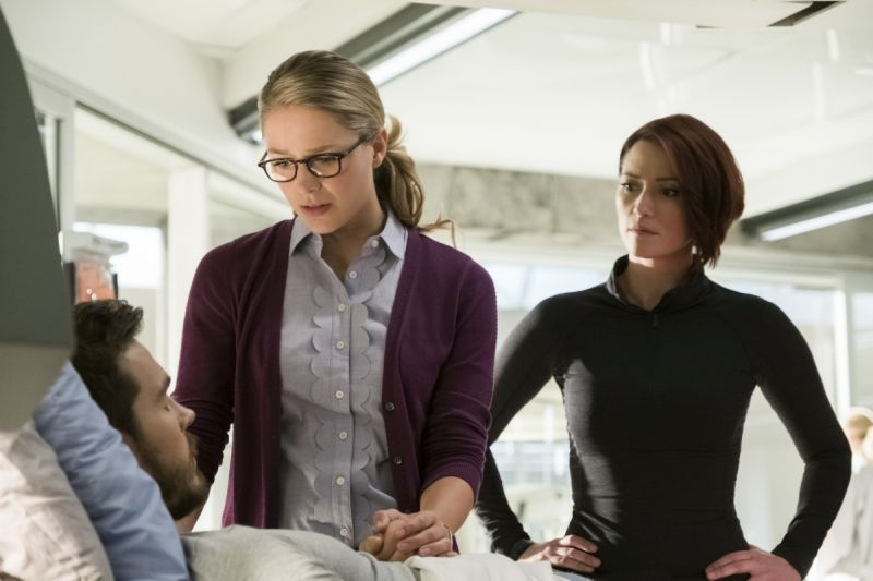 Supergirl Wake Up review - Mon-El, Kara and Alex