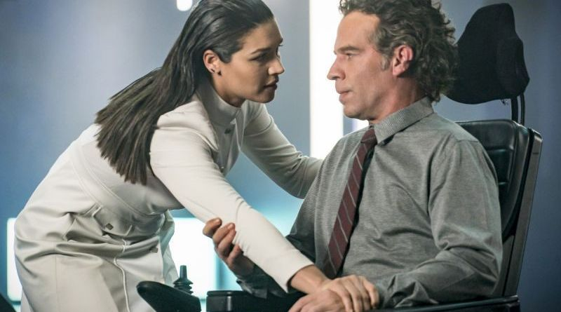 The Flash Therefore I Am review - The Mechanic and The Thinker