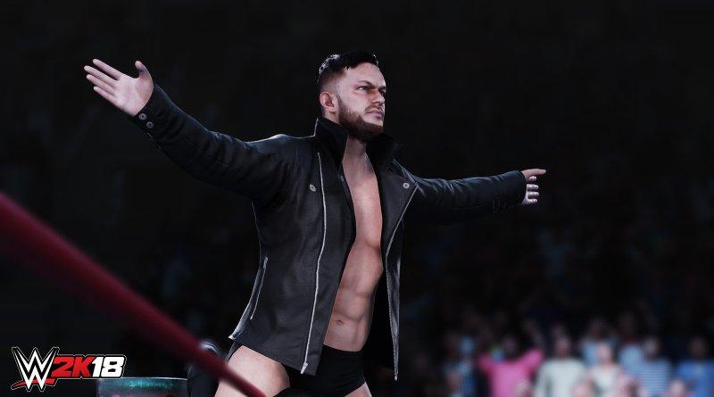 WWE 2K18 Finn Balor