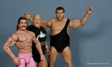WWE Survivor Series Teams - 1987 Rick Rude, King Kong Bundy and Andre the Giant