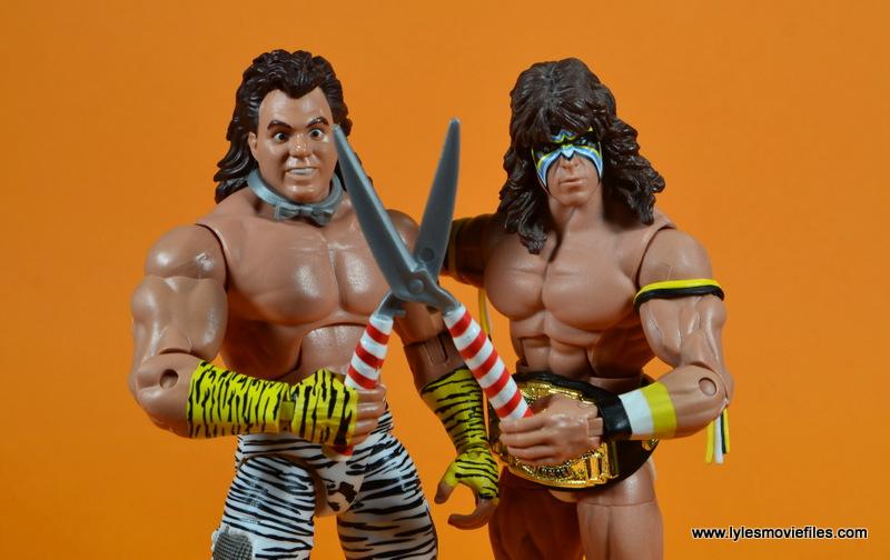 WWE Survivor Series Teams - 1988 Brutus Beefcake and Ultimate Warrior