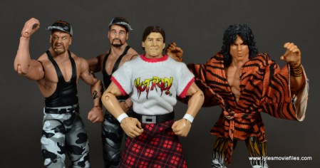 WWE Survivor Series Teams - 1989 Bushwhackers, Roddy Piper and Jimmy Snuka