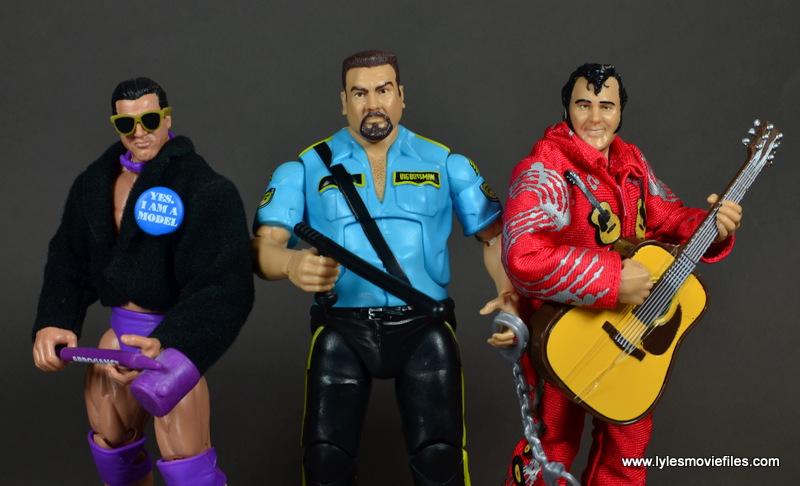 WWE Survivor Series Teams - 1989 The Model, Big Boss Man and Honky Tonk Man