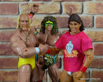 WWE Survivor Series Teams - 1990 - Hulk Hogan, Ultimate Warrior and Tito Santana