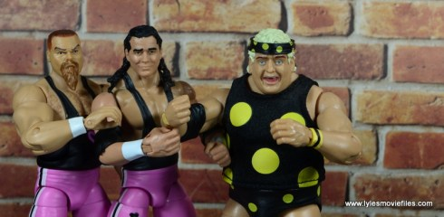 WWE Survivor Series Teams - 1990 The Hart Foundation and Dusty Rhodes