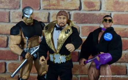 WWE Survivor Series Teams - 1990 The Warlord, Ted DiBiase and The Model