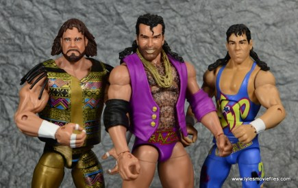 WWE Survivor Series Teams - 1993 - Randy Savage, Razor Ramon and 123 Kid