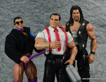WWE Survivor Series Teams - 1993 - Rick Martel, IRS and Diesel