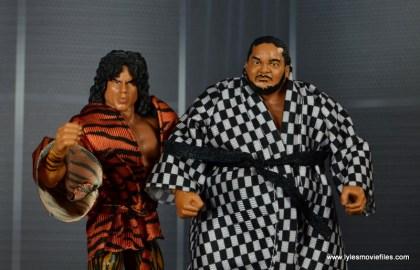 WWE Survivor Series Teams -1996 Jimmy Snuka and Yokozuna