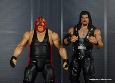 WWE Survivor Series Teams -1996 Vader and Fake Diesel