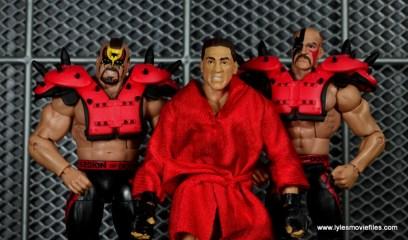 WWE Survivor Series Teams -1997 Animal, Ken Shamrock and Hawk