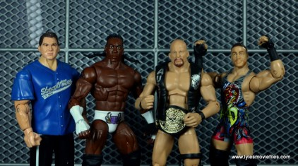 WWE Survivor Series Teams -2001 The Alliance Shane McMahon, Booker T, Stone Cold and RVD