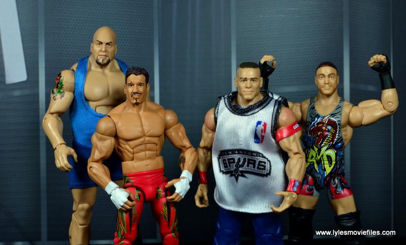WWE Survivor Series Teams -2004 Team Guerrero The Big Show, Eddie Guerrero, John Cena and RVD