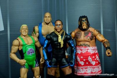 WWE Survivor Series Teams -2006 Finlay,Big Show, MVP and Umaga