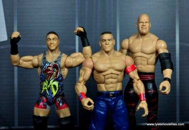 WWE Survivor Series Teams -2006 RVD, John Cena and Kane