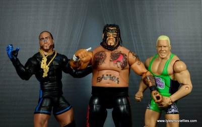 WWE Survivor Series Teams -2007 MVP, Umaga and Finlay