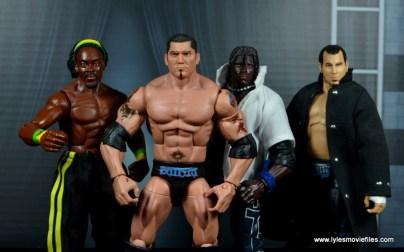 WWE Survivor Series Teams -2008 Team Batista - Kofi Kingston, Batista, R-Truth and Matt Hardy